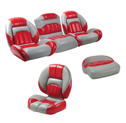 Pro Xl Bass Boat Seats Complete Set