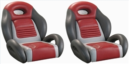 Gt2 Bass Boat Bucket Seats Sold In Pairs Only